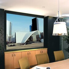 Signature Series E Glass Beaded Electric Projection Screen