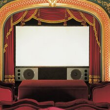 <strong>Draper</strong> Cineperm  AV Format Projection Screen