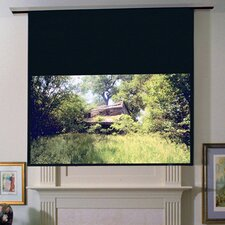 Access Series E Contrast Grey Electric Projection Screen