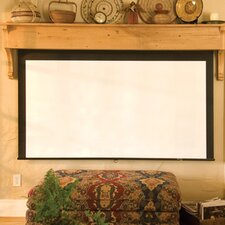 Silhouette/Series M Matt White Electric Projection Screen