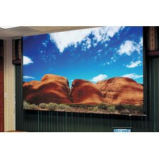 Ultimate Access/Series E Projection Screen with Quiet Motor