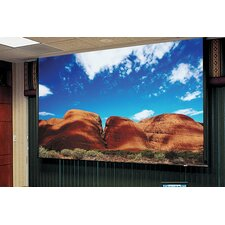 Access/Series E AV Format Projection Screen with Low Voltage Controller