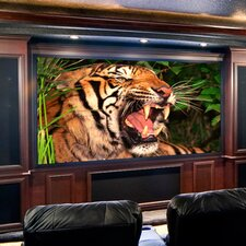 Clarion High Performance Fixed Frame Projection Screen