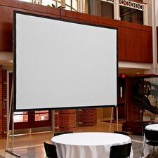 Ultimate Matt White Portable Projection Screen