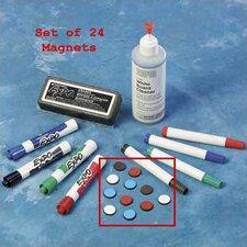 Magnets (Set of 24)