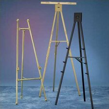 DR Series 5' Non-folding Poster Easel