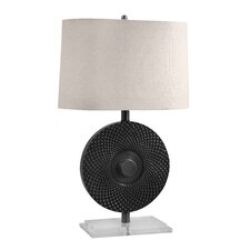 "26"" H Table Lamp with Drum Shade"