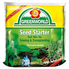 Seed Starter Potting Soil (6/Box)