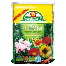 All Purpose Potting Soil With Nine Month Fertilizer (3/Box)