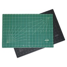 <strong>Adir Corp</strong> Self Healing Cutting Mat Reversible Green/Black