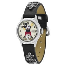 Mickey Mouse 30's Men's Analog Watch