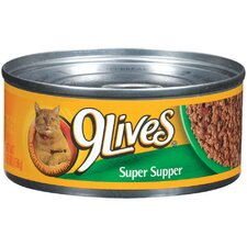Super Supper Cat Food (5.5-oz, case of 24)