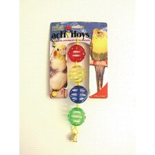 Activitoys Lattice Chain Bird Toy