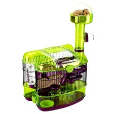 <strong>J.W. Pet Company</strong> Petville Pet Paradisio Small Animal Modular Habitat