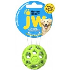 <strong>J.W. Pet Company</strong> Mini Hole-Ee Roller Dog Toy