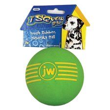 Isqueak Ball Dog Toy