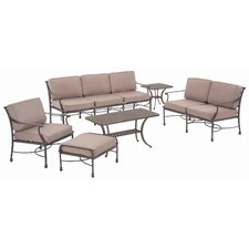 Charleston 6 Piece Deep Seating Group with Cushions