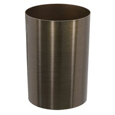 Metalla 3-Gal. Trash Can
