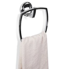 Swoop Wall Mounted Towel Ring