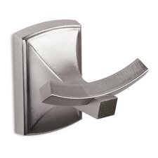 """Savoy 3.25"""" Wall Mounted Double Hook"""
