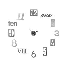 "Numbra 11"" Wall Clock"