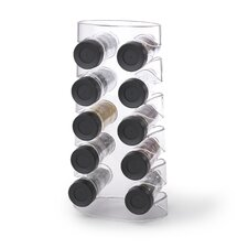 Spicevine Spice Rack in Clear