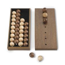 Connecto Game in Walnut
