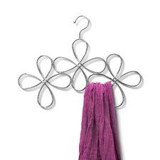 Fleur Hanging Scarf Organizer