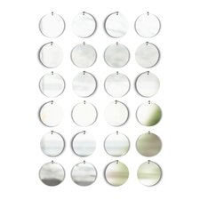 Pixical Wall Décor (Set of 24)