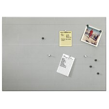 "Pushpin 1'4"" x 1'9"" Bulletin Board (Set of 4)"