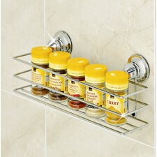 "2.6"" x 2.9"" x 12"" Suction Cup Caddy"