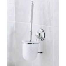 Suction Cup Toilet Brush and Holder