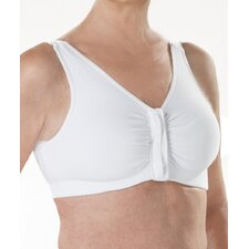 <strong>Silvert's</strong> Women's Arthritic Front Closing Bra in White