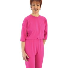 Women's Alzheimer's Clothing Anti-Strip Suit