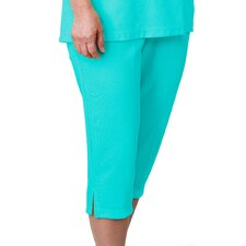 Women's Arthritic Capri Pants with Velcro Brand Fasteners