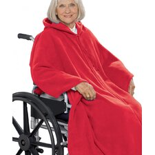 Unisex Wheelchair Fleece Cape