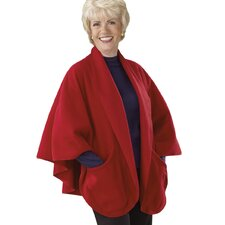 Women's Cozy Pocket Cape