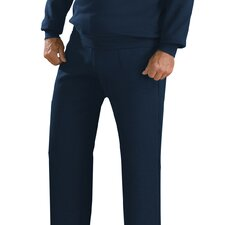 Men's Elastic Waist Fleece Pants