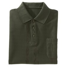 <strong>Silvert's</strong> Mens Polo Jersey Shirt