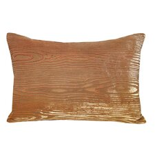 Woodgrain Decorative Pillow