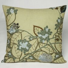 Hydrangea Decorative Pillow