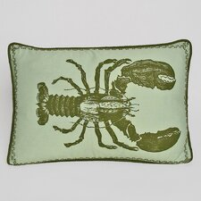 <strong>Kevin O'Brien Studio</strong> Lobster Decorative Pillow