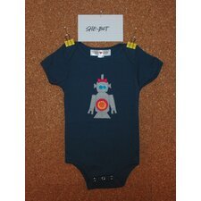 She-Bot Organic Bodysuit or Tee