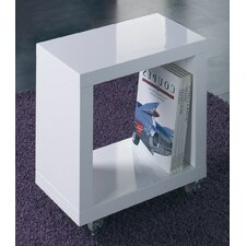 Corfu Trolley Side Table