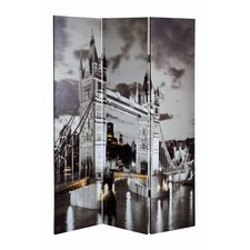 Tower Bridge Paravent Room Divider