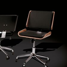 Retro Low-Back Task Chair