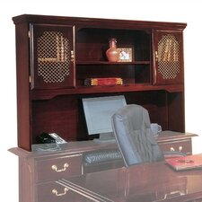 "Governor's 46"" H x 60"" W Desk Hutch"