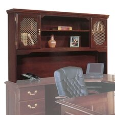 "Governor's 46"" H x 66"" W Desk Hutch"