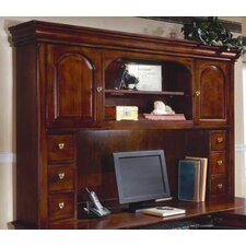 "<strong>DMI Office Furniture</strong> Rue De Lyon Curio 48"" H x 67"" W Desk Hutch"