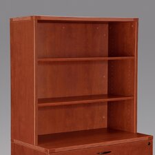 "Fairplex 36"" H x 35.5"" W Desk Hutch"